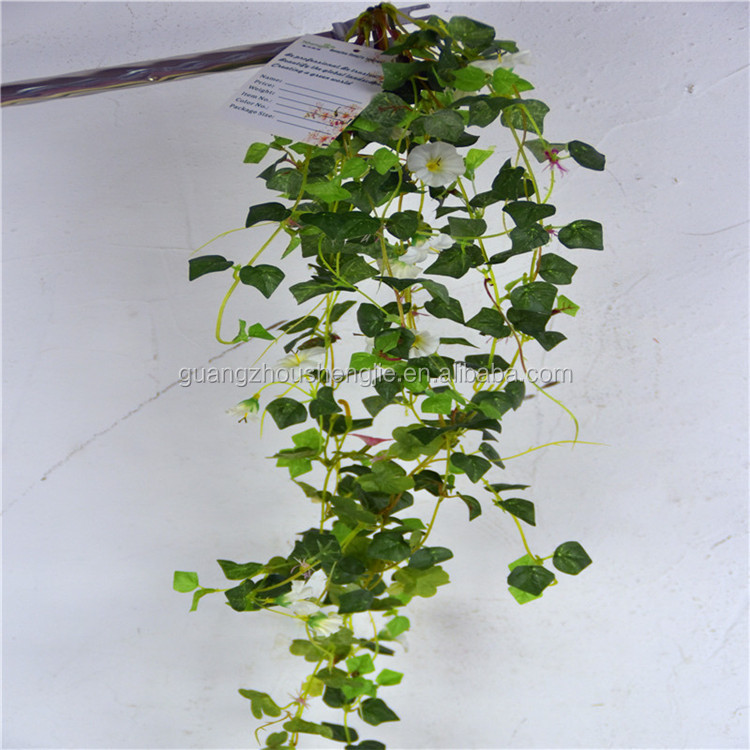 2016 Hotsale Artificial Rattan Foliage Ivy Vine Leaves