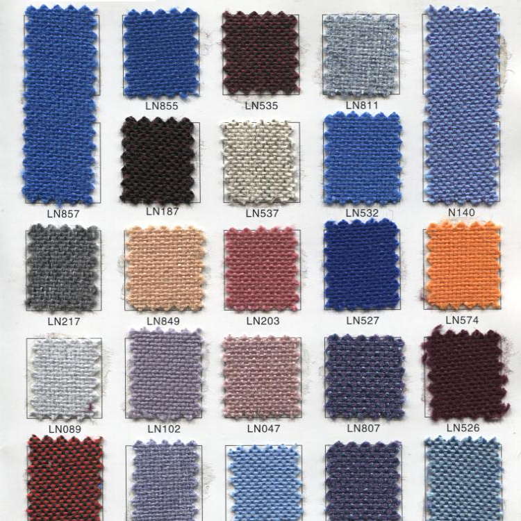 Fabric color 1