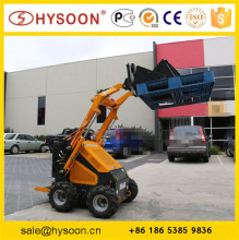 200KG loading capacity fork lift boom for mini skid steer loader