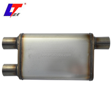 chinese truck muffler exhaust universal sport racing car middle pipe / exhaust pipe universal sport racing car muffler