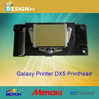 Cheap price original F186000 eco solvent unlocked or locked dx5 print head wit color ultra 9000 9100 for Galaxy printer
