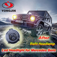 Head lamp for Mercedes G500