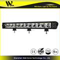 Factory direct offer 3 years warranty 60W IP68 flood euro spot Offroad led light bar