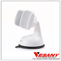 Vesany Most Popular Adjustable 360 Degree Rotation Silicone Universal Dashboard Phone Holder