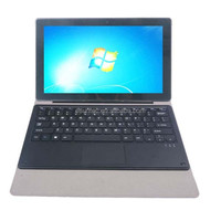 Mini bluetooth keyboard case with touchpad for windows and andriod tablets, G1507