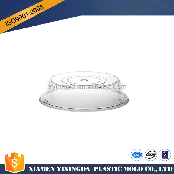 wholesale clear food acrylic dome cover