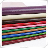 100% PU Synthetic Leather Material for Garment