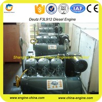 Low price F3l912 F4l912 air cooled Deutz diesel engine