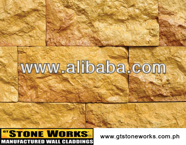 MANUFACTURED STONE WALL CLADDING - SANDSTONE Hermano