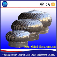 Green Extraction Turbine Fan Small Wind Turbine Ventilator,industrial ventilation fan , wind turbine ventilator
