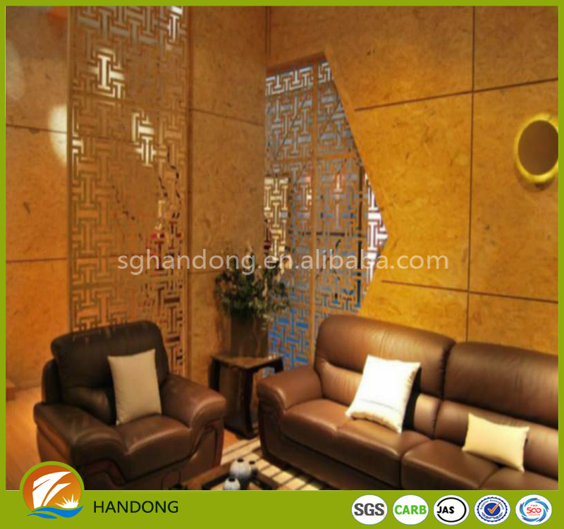 construction grade laminated osb board from China