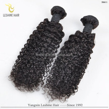 Tangle Free Fashion Factory Price Wholesale Cheap Hot Selling Full Cuticle Human Hair Weave Curly Russian Hair Extensions