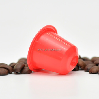 Wholesale - Onwin Empty Compatible Nespresso coffee pod red
