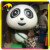 KANO0334 Shopping Mall Kids Attraction Life Size Panda Statue