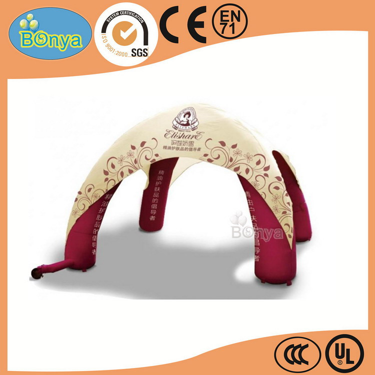 China gold supplier top quality sports tent inflatable