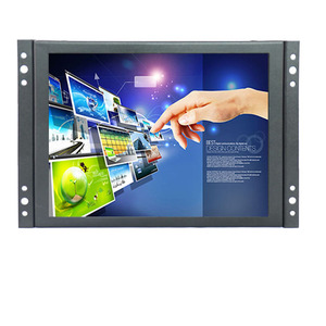 8 Inch TFT LCD Touch screen Monitor with VGA