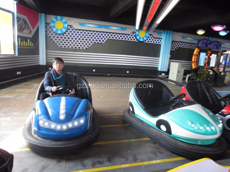 GMBP electric adult car spin zone bumper cars for sale