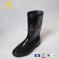 fashionable plastic safety boots for women