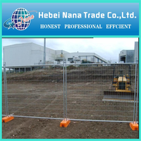 Safety Panel Wire Mesh Temporary Farm Fence