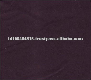 High Quality Brown Color 1/3 Twill Fabric