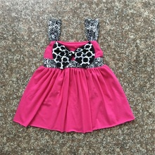 New Arrival cotton frocks designs pictures pakistani baby backless dress turkey wholesale children clothes cabi clothing