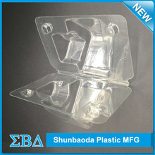 High quality mobile watch phones blister and clear packing perfume clamshell packaging