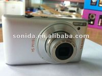 digital camera with 12megapixel 2.7 inch LCD and 3X Optical zoom 4X digital zoom S&D- DC930