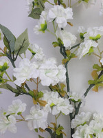 fake silk flower cheap wholesale cherry blossom branches for sale