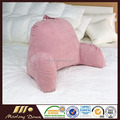Home Fashion Microsuede Feather Bed Rest Cushion For Sale