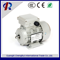factory price 180w single phase electric motor starters with one capacitors