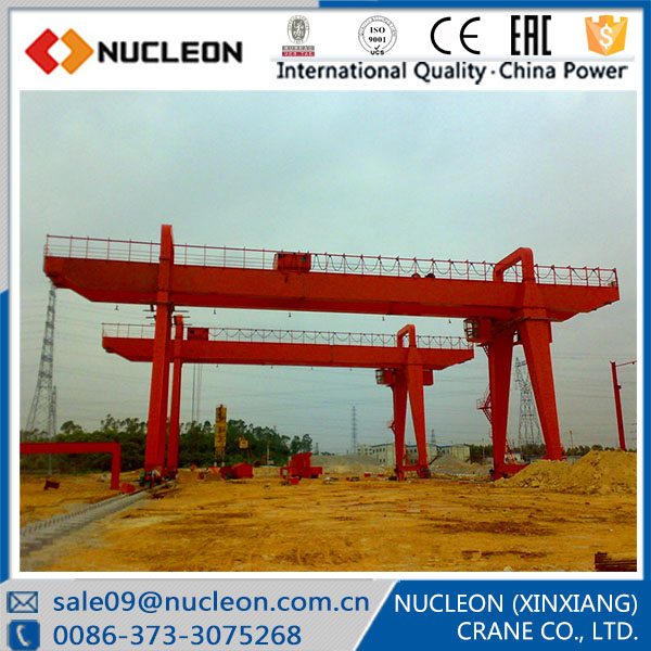 A Type Gantry Crane Name For Mechanical Workshop