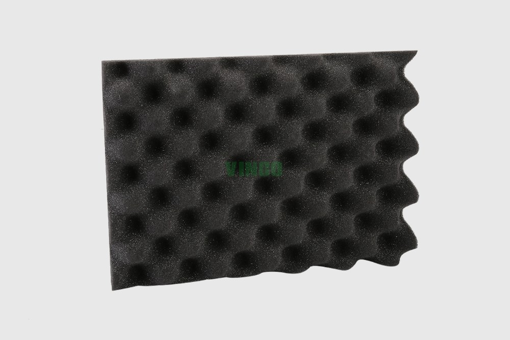 Acoustic Foam For Speaker Cabinet Sponge Eggcrate Foam