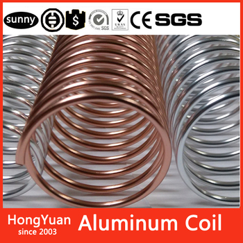 Customize school planner stationery Aluminum Coil, Rose Gold Color Coated Aluminum Coil,New Binding Supply