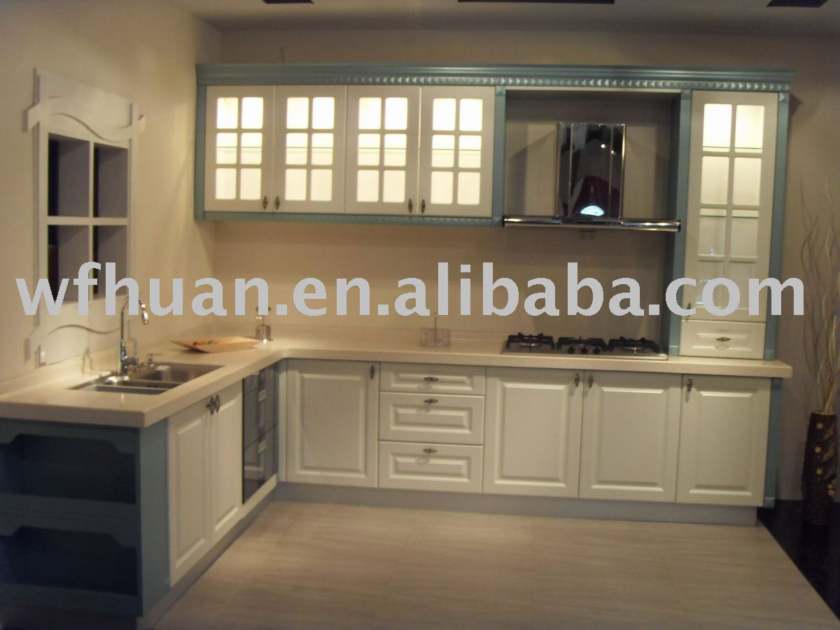 American Standard Pvc Kitchen Cabinet With High Quality And Competitive Price Buy Kitchen Cabinet Kitchen Cabinet Kitchen Furniture Product On Alibaba Com