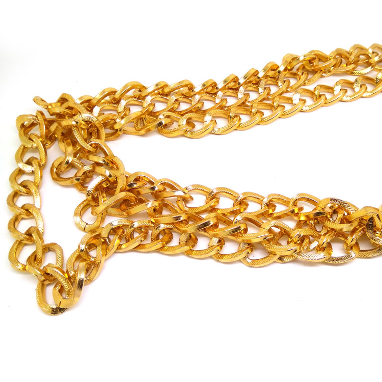 women costume jewellery necklace dubai 24k gold jewelry