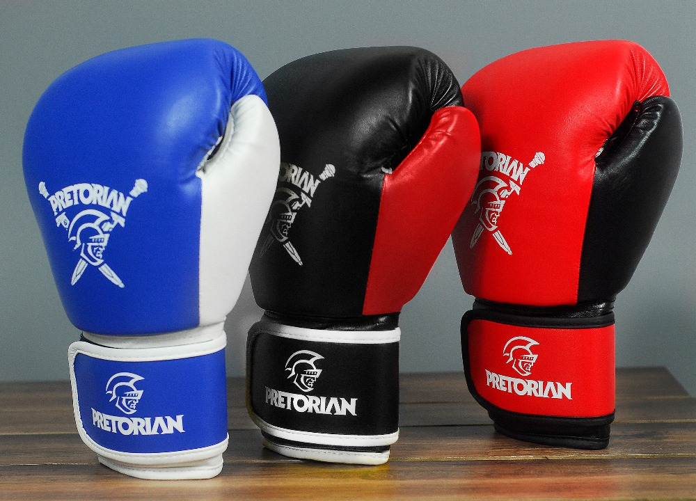 UFC MMA Boxing Gloves Wholesale Muay Thai Twins Grant Luva Boxe Made of PU Leather Professional guantes boxeo Boxing gloves