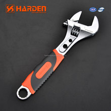 Professional adjustable wrench special wrenches furniture tools flexible adjustable wrench