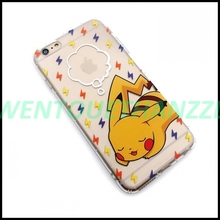 High Quality Popular Brands Silicone Pokemon Phone Case
