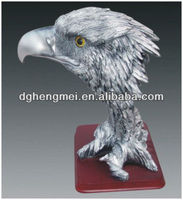 resin eagle made in dongguan