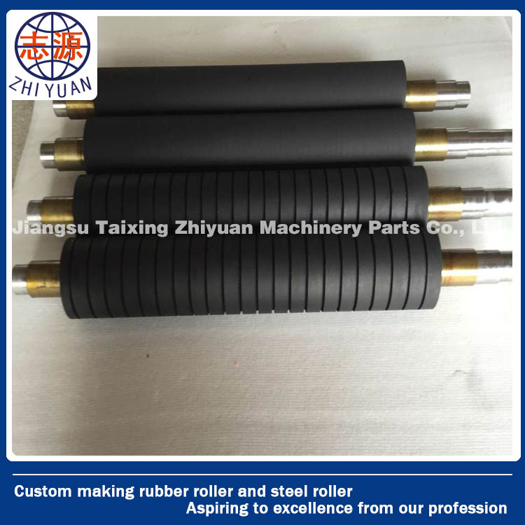 Acid and alkali resistant low price rubber roller epdm rollers