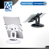 360 Degrees Rotating and Tilting Desktop Universal Tablet Stand
