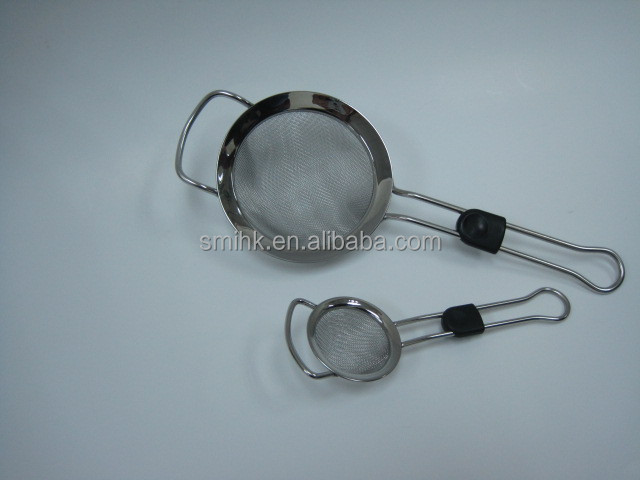 ABS Finger tabs of Mesh Strainer