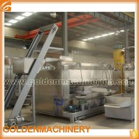 Roaster Coated Peanut, Nut Roaster, Peanut Roasting Oven 100-120kg/hr