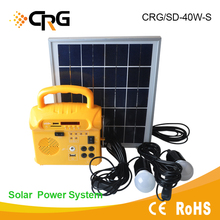 portable mini home lighting solar power systemsolar energy system