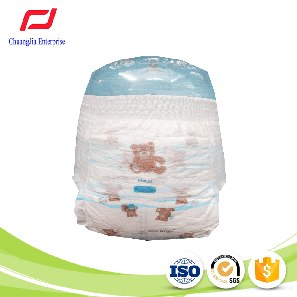 Disposable cheap factory price high absorption sleepy baby diaper