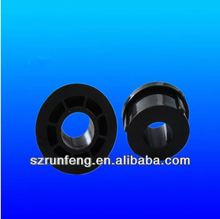 Plastic pipe components