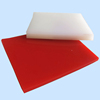 Food Grad Silicone Rubber Sheet Red