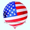 Custom USA Flag Printed Foil Balloons