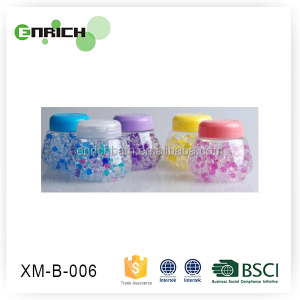 air freshener agent crystal gel aromatic beads