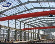 Design Light Warehouse Steel Structure Factory Building